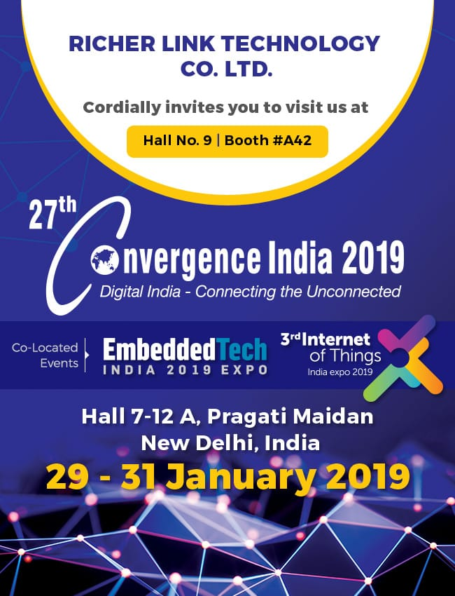RicherLink Convergence India 2019