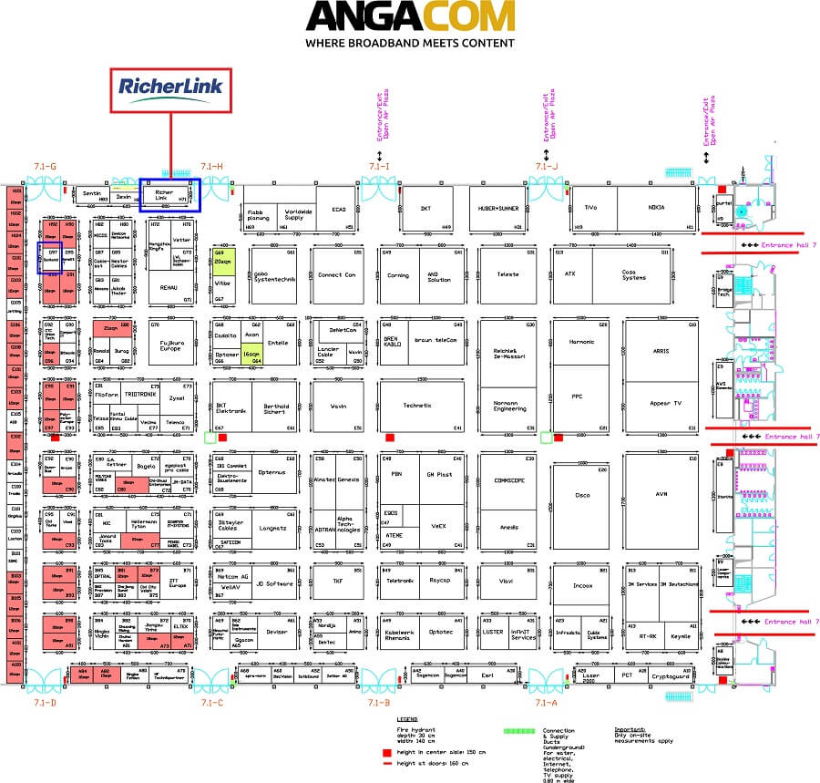 RicherLink ANGACOM 2018