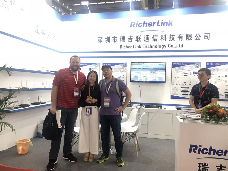 Customers and RicherLink