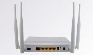 gpon onu for 5G mobile network