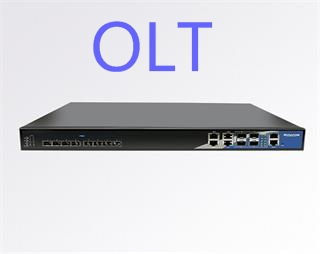 What is OLT (optical line termination)?